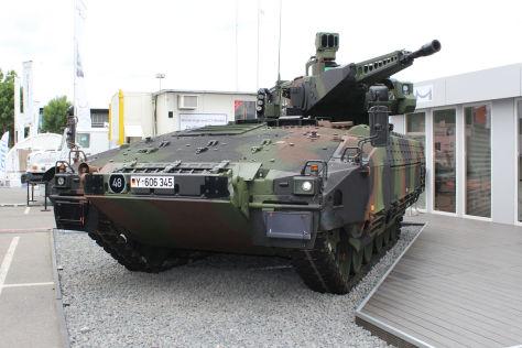 Modernster Panzer der Welt