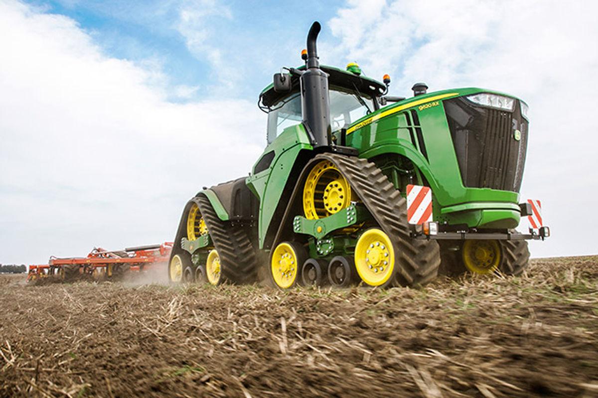 Die größten und stärksten Traktoren der Welt - Bilder ...