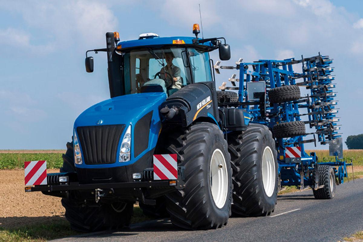 Die gr ten und st rksten traktoren der welt bilder for Die starkste taschenlampe der welt