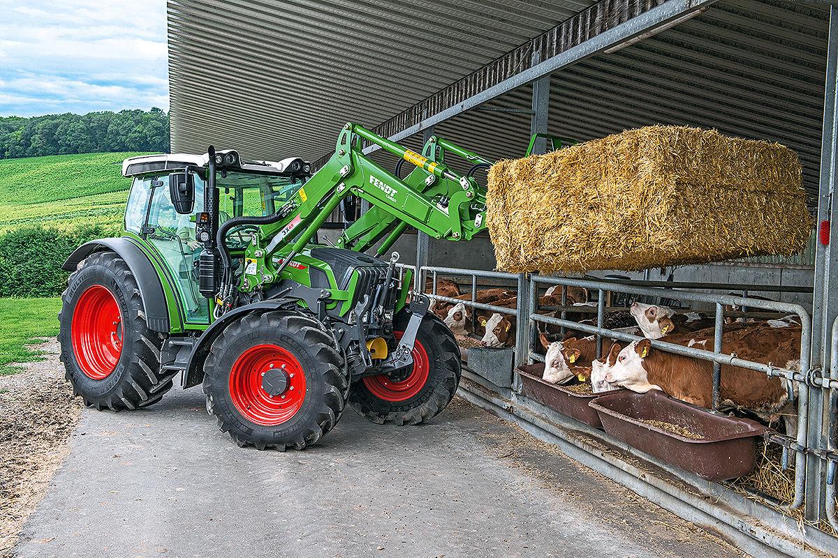 Landmaschinen-Neuheiten 2018