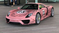 "Porsche 918 Spyder ""Pink Pig"""