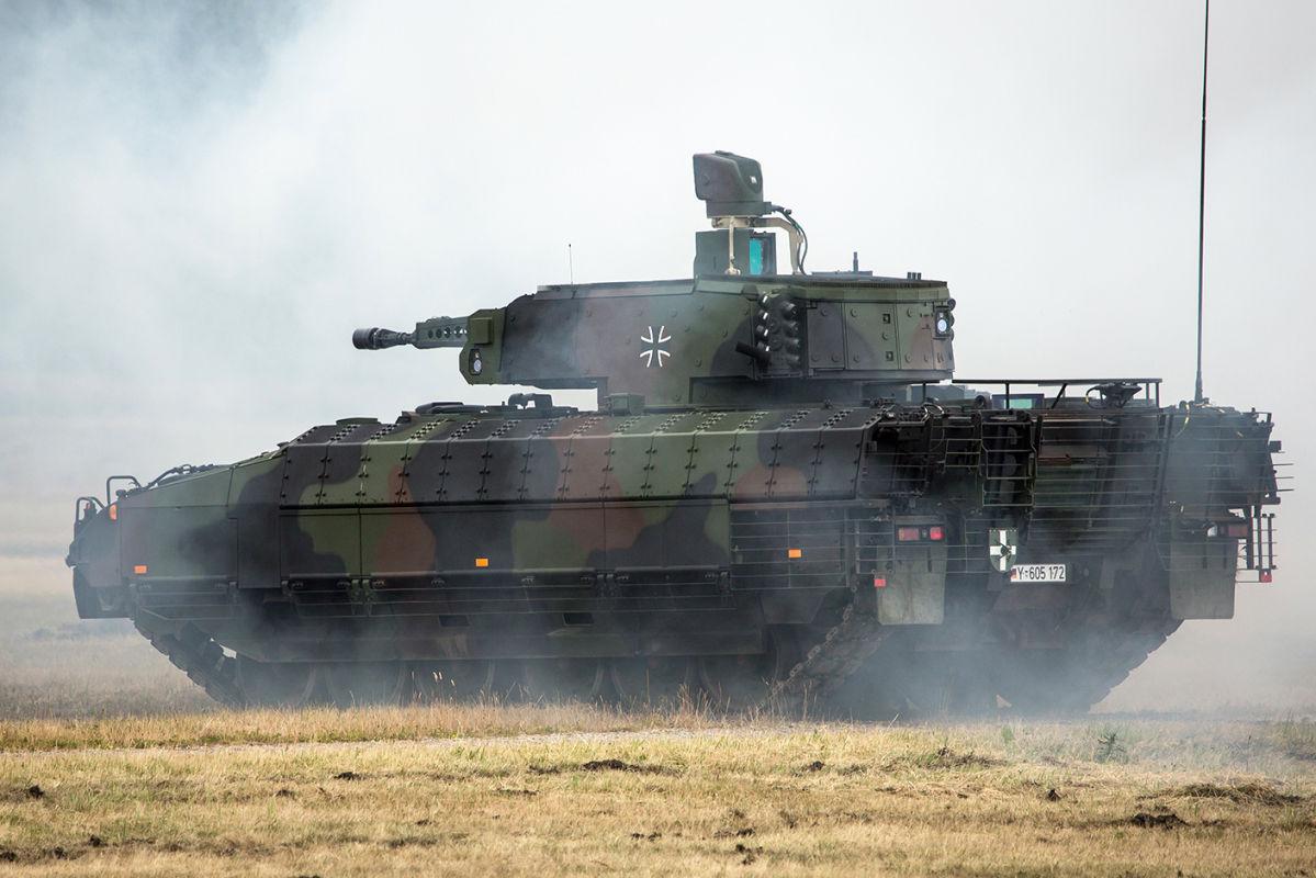 Stärkster Panzer endlich ausgeliefert
