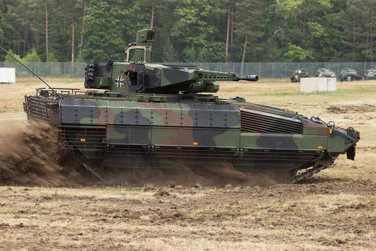 puma deutschland panzer