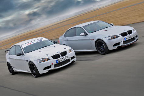 RS-Racingteam M3 BMW M3 CRT
