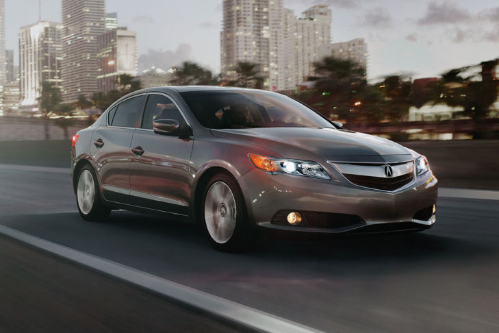 Acura ILX