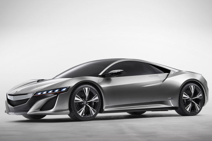 Acura NSX Concept