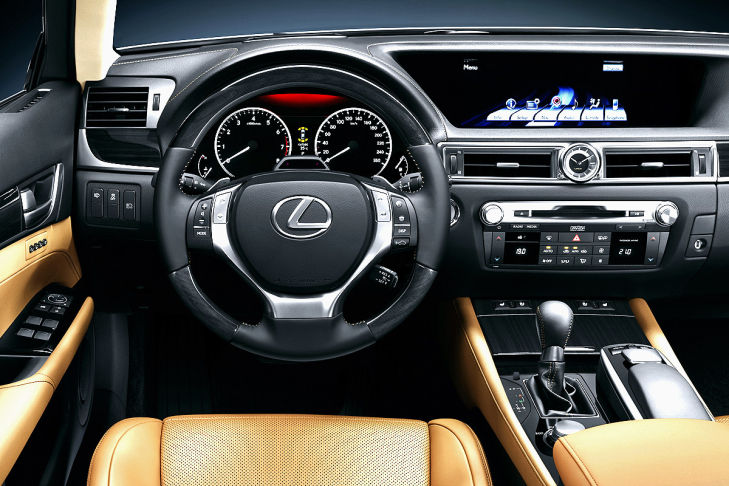 Lexus GS 350 Interior