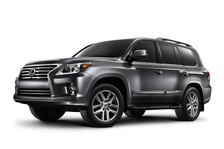 Lexus LX