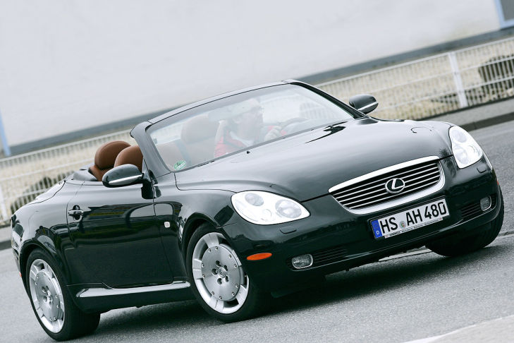Lexus SC 430