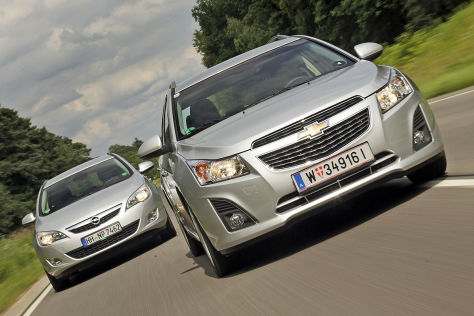 Chevrolet vs. Opel