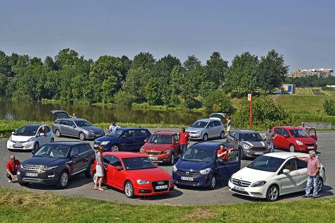 Elf Autos zum alt werden