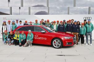 Die Autos der Olympioniken