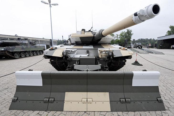Das Sind Die St 228 Rksten Panzer Der Welt Bilder Autobild De