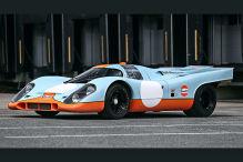 Porsche 917/10 bei der Mecum-Auktion