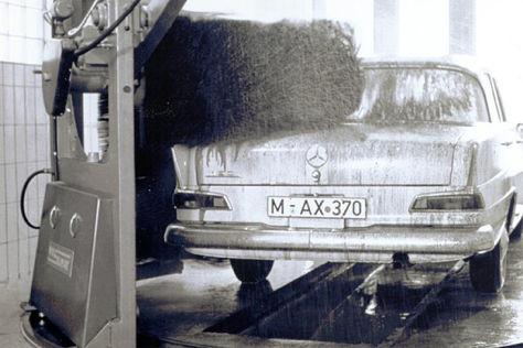 50 Jahre Waschanlage