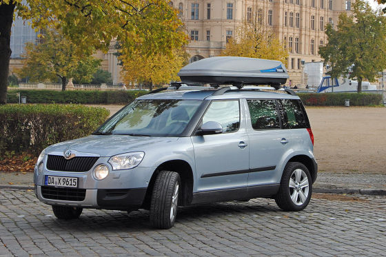 skoda yeti im dauertest. Black Bedroom Furniture Sets. Home Design Ideas