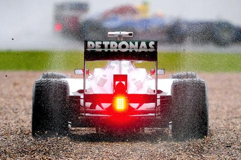 Formel 1 ohne SIlberpfeile