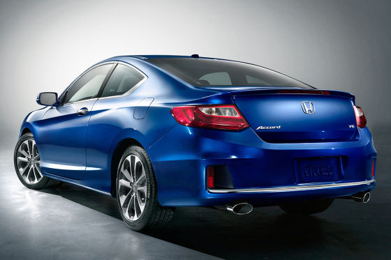 Honda Accord Coupé (US-Modell)