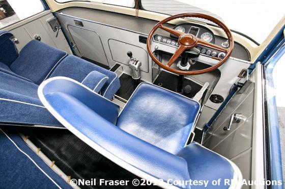 Fiat 306/2 Grand Prix Transporter