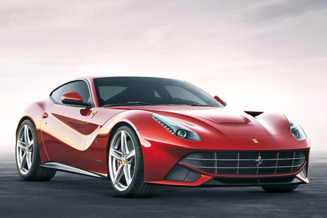 Video: Ferrari F12 Berlinetta