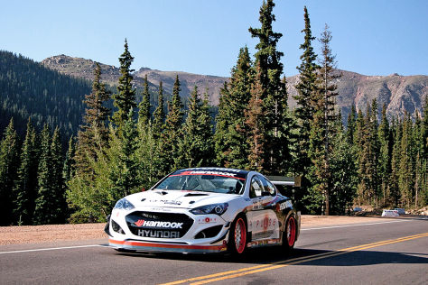 Pikes Peak Hill Climb