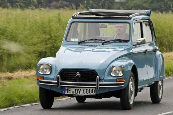Klassiker f r 5000 euro citro n dyane auto bild klassik for Spiegel youngtimer