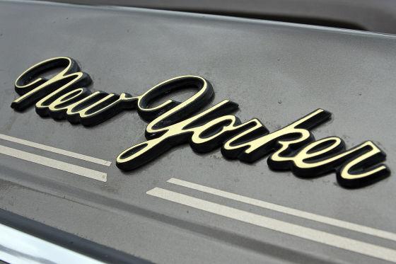 Chrysler New Yorker 2.2 Turbo