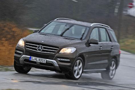 Mercedes M-Klasse (Fußmatte): Rückruf