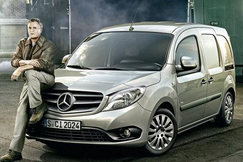 MacGyver und der neue Mercedes Citan