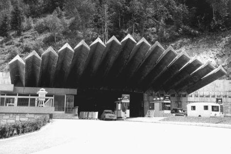 50 Jahre Durchstich am Montblanc