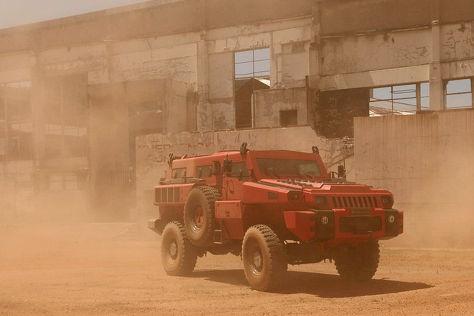 Autos für die Apokalypse