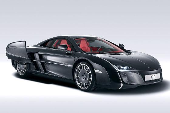 McLaren mal anders