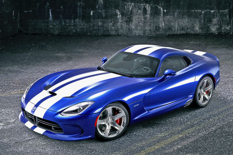 Dodge Viper SRT GTS Launch Edition