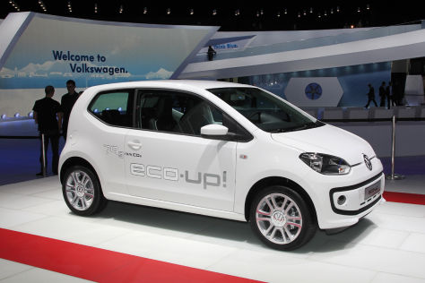 VW Eco-Up