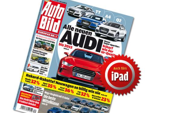 Audi Q35: 2015 kommt der Sport-Quattro zurück - autobild.de