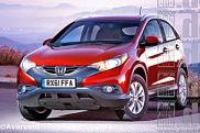 Honda Civic: Neue Versionen Civic für Gelände und Rennstrecke