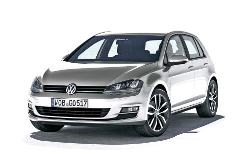 vw golf vii preis das kostet der neue golf 7. Black Bedroom Furniture Sets. Home Design Ideas