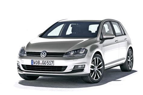 VW Golf VII: Preis