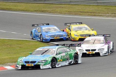 Augusto Farfus und seine BMW-Kollegen waren in zahlreiche Duelle verstrickt