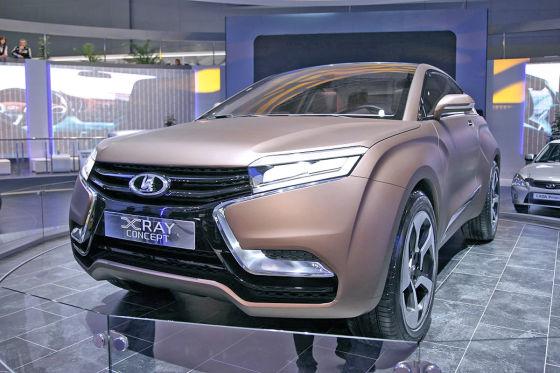Lada X-Ray Concept