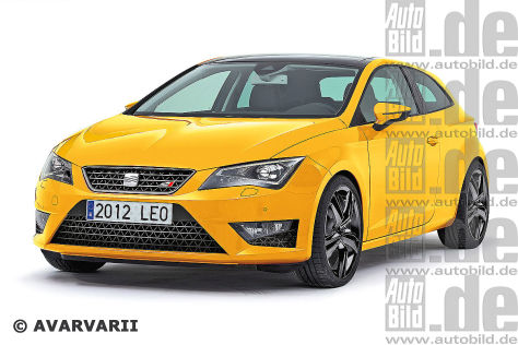 Seat Leon Coup&eacute;