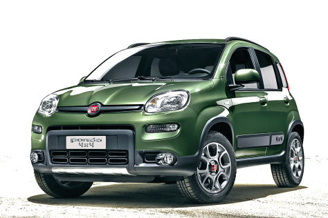 Fiat Panda 4x4 (2013)