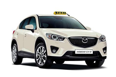 Mazda CX-5 Taxi