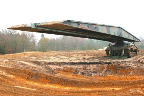Brückenpanzer: Wolverine, Leguan und Co