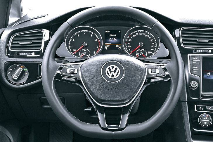 vw golf vii preis und ausstattungen bilder. Black Bedroom Furniture Sets. Home Design Ideas