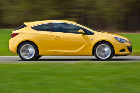 Opel Astra Biturbo Diesel: Einführung