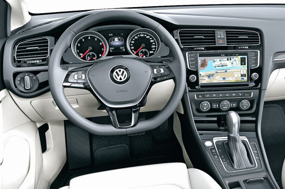 vw golf vii die tops und flops des wolfsburger kompakten. Black Bedroom Furniture Sets. Home Design Ideas