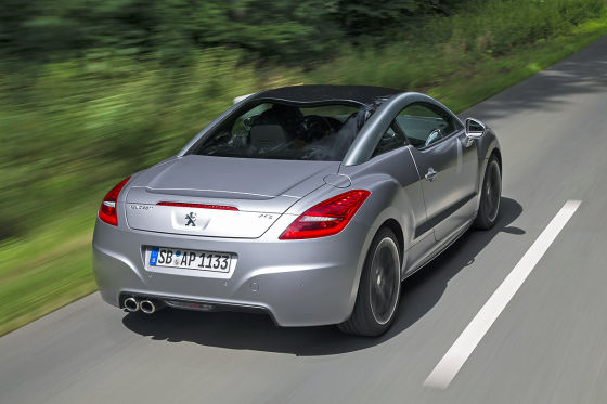 Peugeot RCZ 1.6 200 THP Asphalt