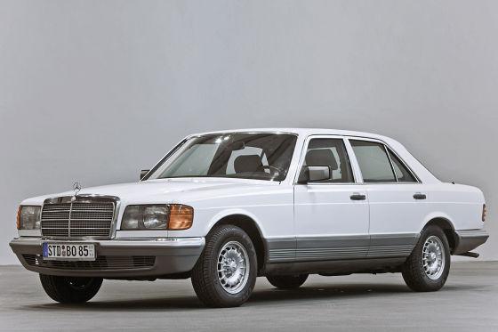 Mercedes S-Klasse W 126