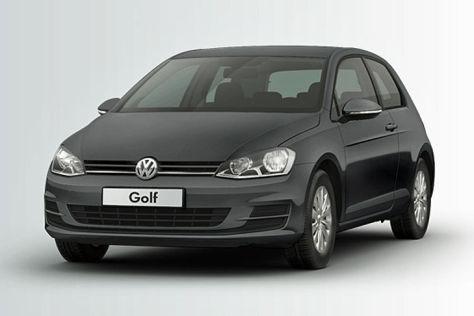 VW Golf VII Dreitürer (2013)